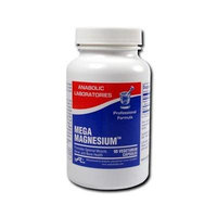 Anabolic Laboratories, Clinical Magnesium 90 vegetable capsules