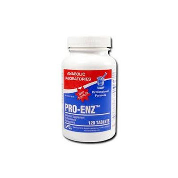 Anabolic Laboratories, Pro-Enz 120 tablets