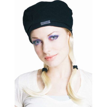 Dress Up America 262 Blonde Pigtails Halloween Costume Hat