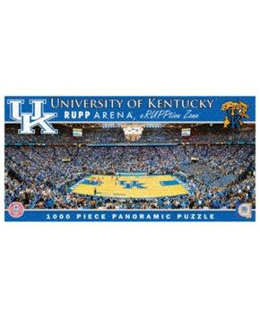 MASTERPIECES 1,000 Piece NCAA Series University of Kentucky Arena Puzzle - MASTERPIECES PUZZLE COMPANY