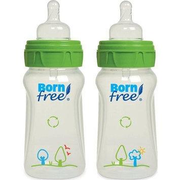 Born Free Eco Deco Baby Bottle (2, 9 oz.)