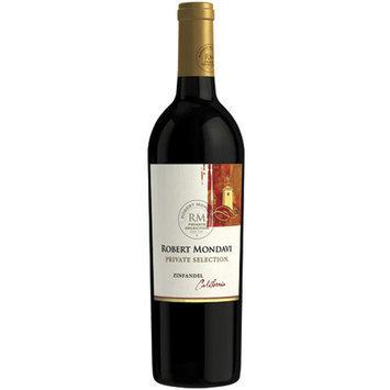 Robert Mondavi Private Selection Zinfandel Wine, 750 ml