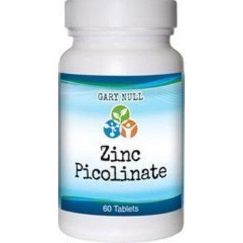 Zinc Picolinate 25mg Gary Null 60 Tabs