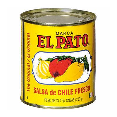 El Pato : Salsa De Chile Fresco Sauce