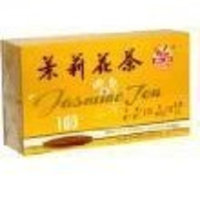 Chinese Jasmine Green Tea 100 Tea Bags by A2AWorld Green Tea