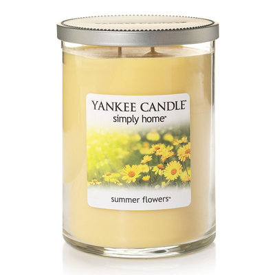 Yankee Candle simply home Summer Flowers 19-oz. Jar Candle