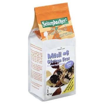 Seitenbacher All Natural Cereal #6 Musli Cranberry 13.2 oz