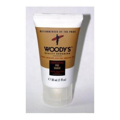 Woody's Grooming Exfoliating Pre-Shave Lotion 1oz