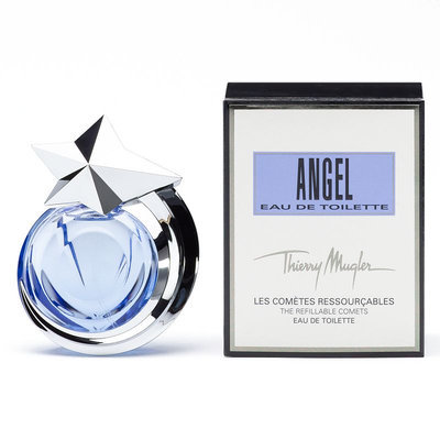 Fragrance Thierry Mugler Angel Eau de Toilette Spray - Women's (Vanilla/Peach/Chocolate)