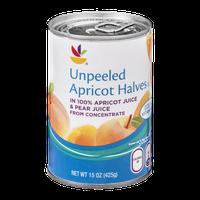 Ahold Unpeeled Apricot Halves