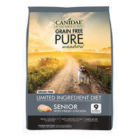 Canidae Grain Free PURE Meadow with Fresh Chicken Senior Formula Dry Dog Food