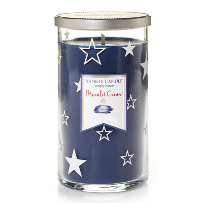 Yankee Candle simply home Moonlit Ocean 12-oz. Jar Candle, Multi/None