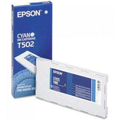 Epson OEM T502011 500ml Cyan Ink Cartridge