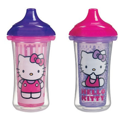 Munchkin 9oz Hello Kitty Click Lock Insulated Sippy Cups (Assortment)