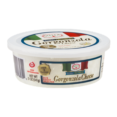 Stella Gorgonzola Cheese Freshly Crumbled