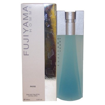 Men's Fujiyama by Succes De Paris Eau de Toilette Spray - 3.4 oz