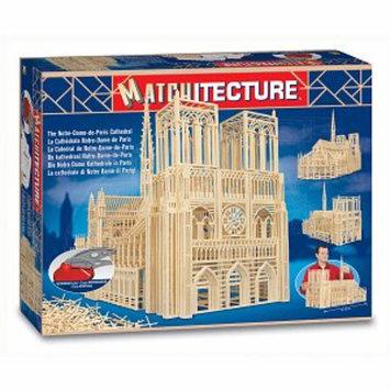 Bojeux Matchitecture The Notre Dame de Paris Cathedral Ages 14+
