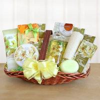 Givens and Company Elegant Orchid Spa Sensation Gift Basket