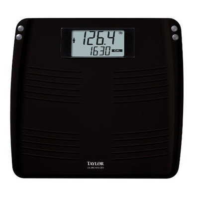 Taylor 7206B Cal-Max Scale 440 Pound Scale, Black