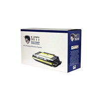 MICR Toner International MTI Q2672A Compatible Yellow Laser Toner Cartridge for Hewlett Packard (HP) Color LaserJet 3500, 3550 Series