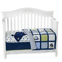 Nautica Kids Zachary 6-Piece Crib Bedding Set