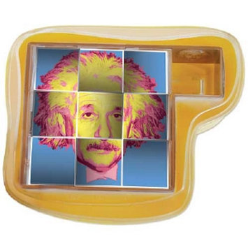 Recent Toys Mirrorkal Brain Teaser: You and Einstein Ages 7 and up, 1 ea