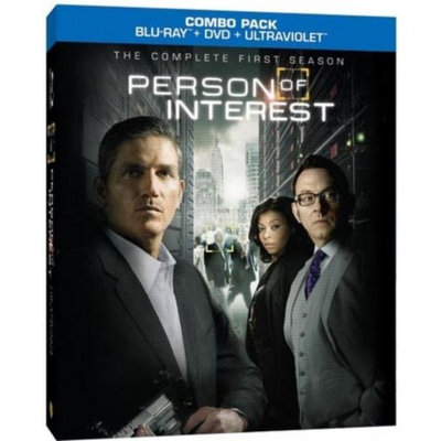 Person Of Interest: The Complete First Season (Blu-ray) (Widescreen)
