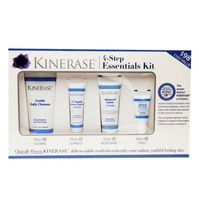 Kinerase 4-Step Essentials Kit, 1 kit
