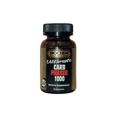 Biochem Sports Carb Phaser 1,000 VCaps, 60 ct