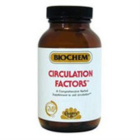 Country Life Circulation Factors - 50 Tablets