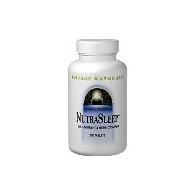 Source Naturals Nutrasleep - 40 Tablets - Other Supplements