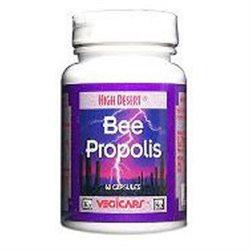 CC Pollen - High Desert Bee Propolis - 60 Vegetarian Capsules