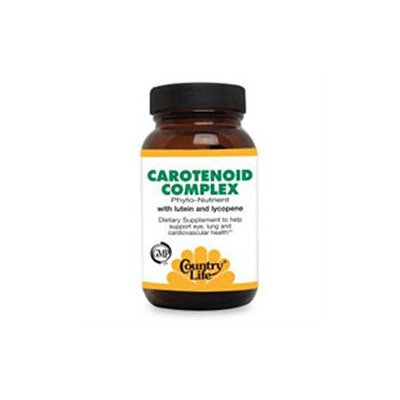 Carotenoid Complex 60 Sgel By Country Life Vitamins (1 Each)