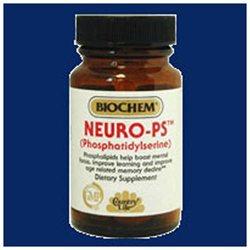 Phosphatidylserine Cmplx 30 Sgel by Country Life Vitamins (1 Each)