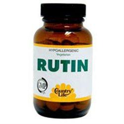 Country Life - Rutin 500 mg. - 100 Tablets
