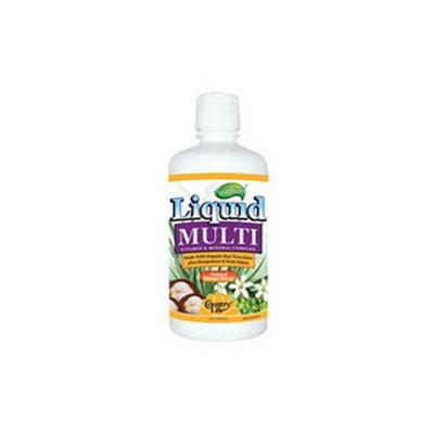 Country Life Vitamins Liquid Multi Vitamins & Minerals 32 oz, Country Life