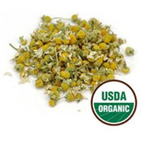 Starwest Botanicals Chamomile Flower Whole Organic - 1 lb