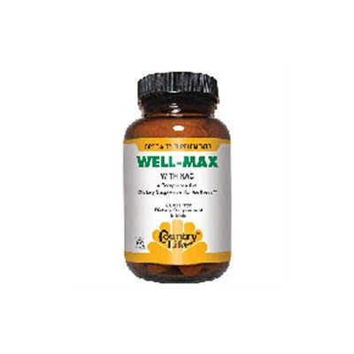 Biochem by Country Life - Well-Max With Nac - 90 Tablets