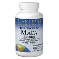 Planetary Formulations Full Spectrum Maca Extract - 30 Tablets - Other Herbs