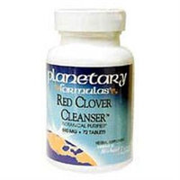 Planetary Formulations Red Clover Cleanser 100 MG - 150 Tablets - Other Herbs
