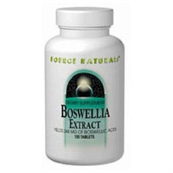 Source Naturals - Boswellia Extract 243 mg. - 50 Tablets