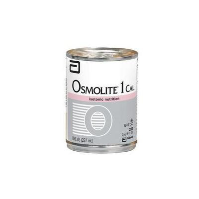 Osmolite 1Cal High-Nitrogen Isotonic Liquid Nutrition Ready To Use 8-Fl-Oz Can - 1 Case Of 24