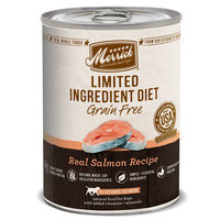 Merrick Limited Ingredient Diet Real Salmon Recipe Canned Dog Food