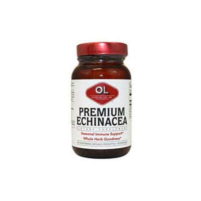 Echinacea 400mg 100 caps by Olympian Labs