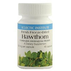 Eclectic Institute Inc Hawthorn Berry 90 Caps