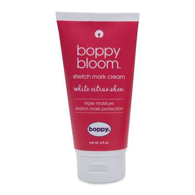 Boppy Bloom 6-ounce Stretch Mark Cream, White/Ivory (White/Cream)