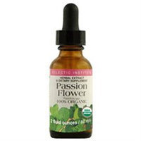 Eclectic Institute Inc Passion Flower 2 Oz With Alcohol