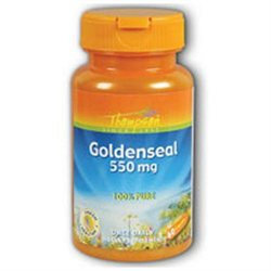 Goldenseal Root 550mg 60 caps, Thompson Nutritional Products