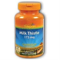 Milk Thistle Extract 175mg, Thompson Nutritional Products
