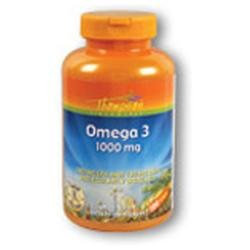 Omega-3 Fish Oil 1000mg 100 softgels, Thompson Nutritional Products